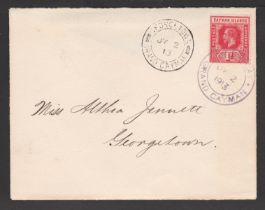 Cayman Islands 1913 (Jul 2)