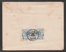 Danish West Indies 1902