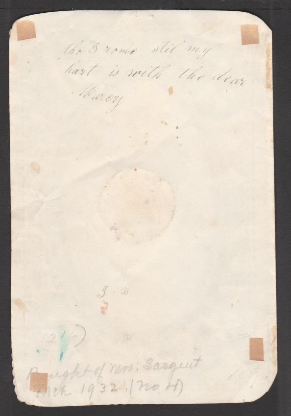 Valentines c.1860 - Image 2 of 3