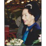 Royalty, Hrh Princess Margaret, Derby 1989 Princess Margaret Touring Derby's Indoor Market 1989.