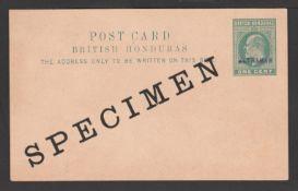 British Honduras 1902