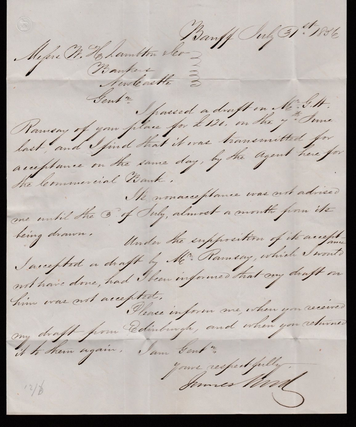G.B. - Ireland 1856 - Image 3 of 4