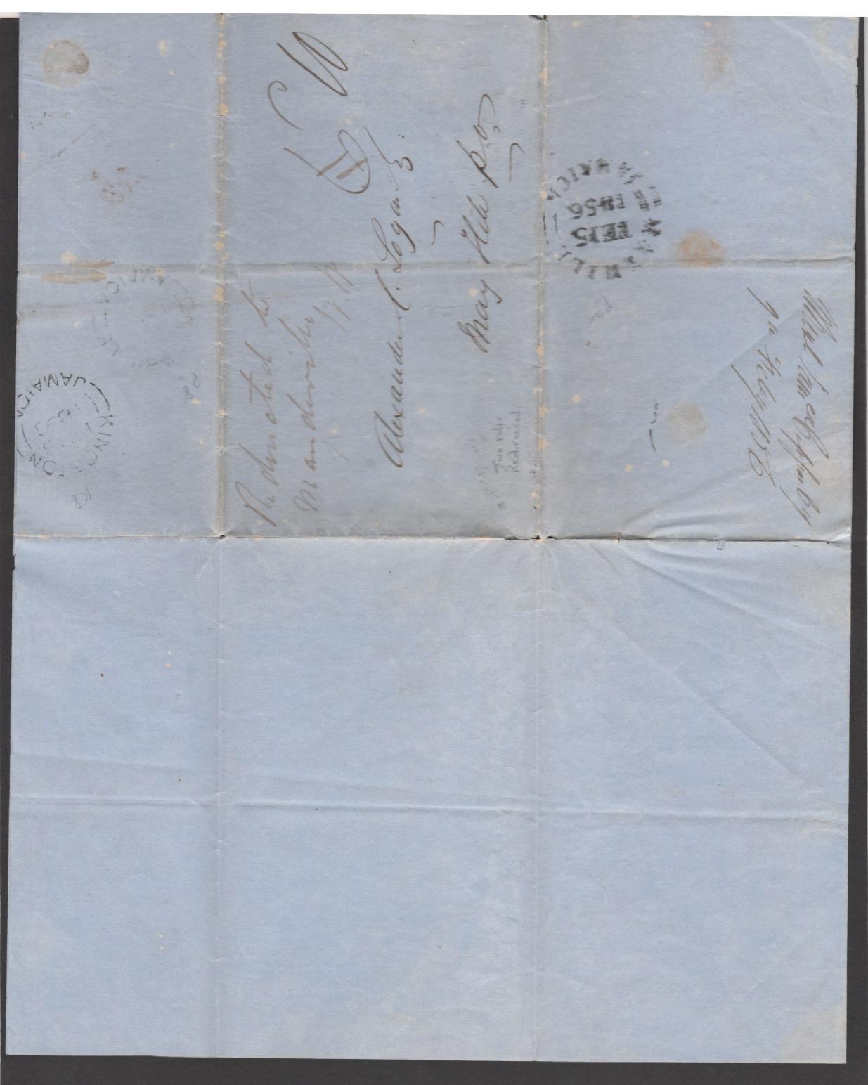 Jamaica 1856 - Image 4 of 4