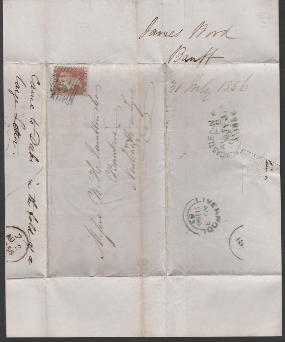 G.B. - Ireland 1856 - Image 4 of 4