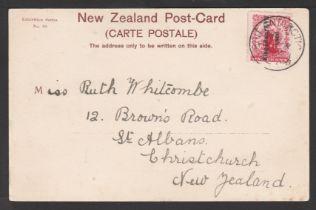 Antarctica 1913 (Feb 3)