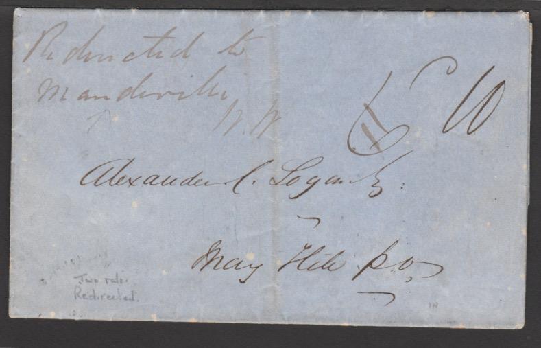 Jamaica 1856
