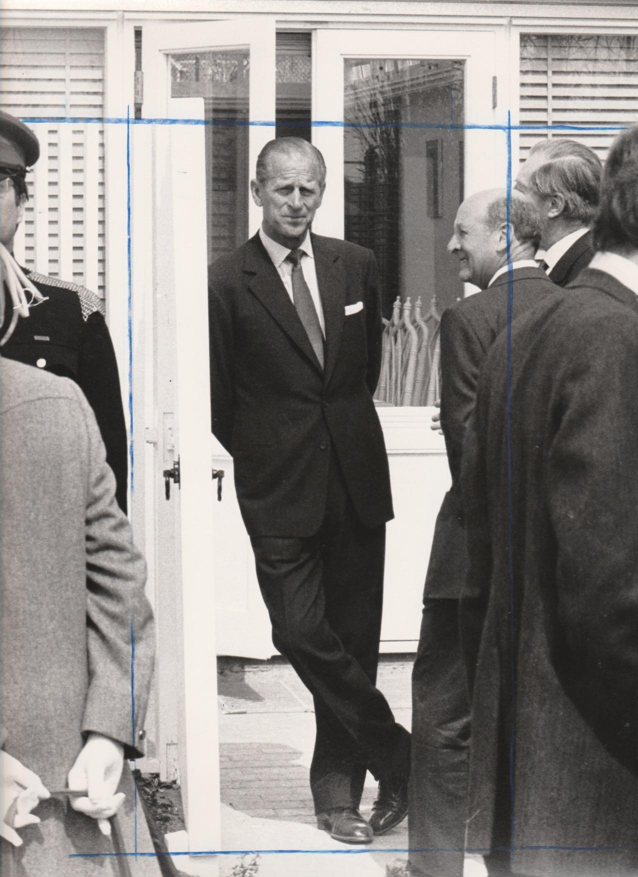 Royalty Prince Philip