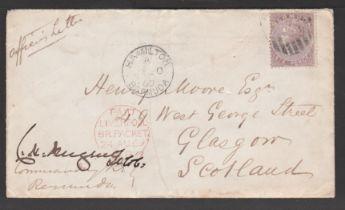Bermuda 1869
