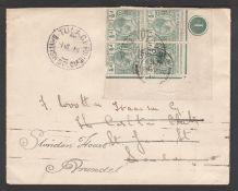 British Solomon Islands 1914 (July 1)