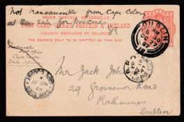 Cape of Good Hope 1897