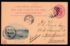 Cape of Good Hope 1900