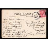 G.B. - Ship Letters - Birmingham 1913