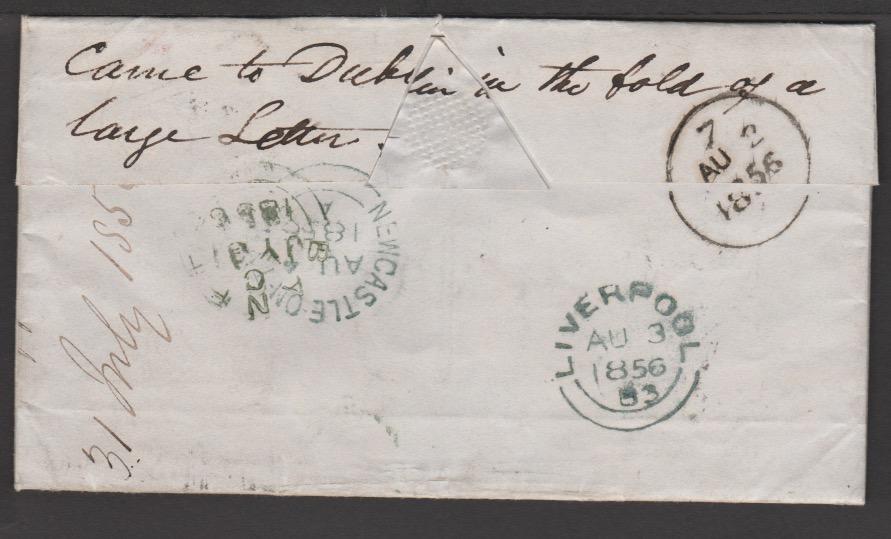 G.B. - Ireland 1856 - Image 2 of 4
