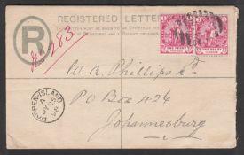 Cape of Good Hope 1898