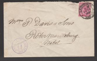 Boer War / Natal 1901