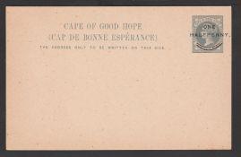 Cape of Good Hope 1891