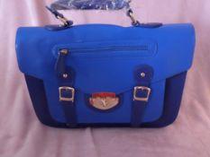 Large HT London Satchel. RRP £29.99 Each. Brand New.