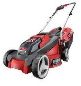 (R9E) 1 X Ozito Power Xchange 18V Brushless Lawn Mower Kit