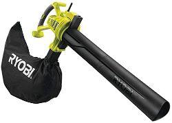 (R4L) 1 X Ryobi Electric 3000W Blower & 1 X Ryobi Petrol RUB26B Blower (Combined RRP £210)
