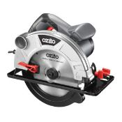 (R9D) 1 X Ozito Circular Saw CSW-7000U (Ex Display. Power Cable Cut. Appears Unused)