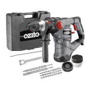 (R9F) 1 X Ozito Rotary Hammer RHD-1600U
