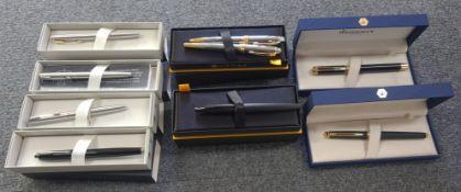 Customer Return Ballpoint & Fountain Pens - 8 Items - RRP £332 - BOX115