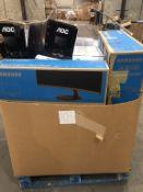 Razer AOC Samsung Bosch Logitech Huawei HP - 50 Items - RRP £5072 - P203