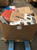 Corsair MSI Logitech Remington Huawei WD - 52 Items - RRP £3238 - P208