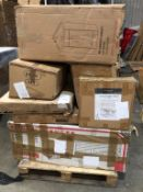 Untested Buyer Returns - Mixed Furniture - 8 Items - RRP £716 - P218