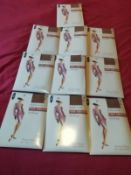 10 Off Berkshire Stockings In Melon One Size