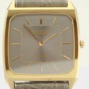 Longines / Classique - Gentlemen's Steel Wrist Watch