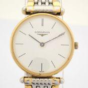 Longines / L4.135.2 - Unisex Steel Wrist Watch