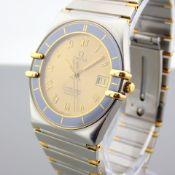Omega / Constellation Chronometer - Gentlemen's Gold/Steel Wrist Watch