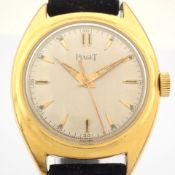 Piaget / Vintage - Lady's Gold/Steel Wrist Watch
