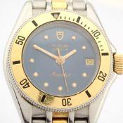 Tudor / Monarch II - Lady's Gold/Steel Wrist Watch