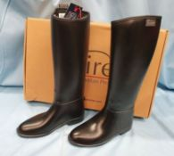 Shires Long Rubber Riding Boots