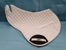 HRP Dressage Saddle Square with Wings