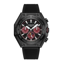 Limited Edition Hand Assembled Gamages Vault Automatic Black Ð 5 Year Warranty & Free Delivery