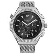 Ltd Edition Hand Assembled Gamages Opulent Sports Automatic Steel Ð 5 Year Warranty & Free Delivery