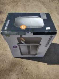 Simplehuman dual compartment bin Ð RRP £180 Grade U