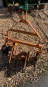 Sisis turf cutter - No Reserve
