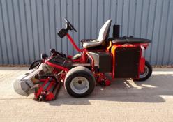 Jacobsen G Plex III Ride On Greens Mower