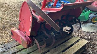 Rotavator for Honda compact tractor R1102Sk- No Reserve