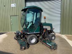 Hayter T424. 5 gang mower