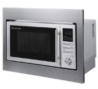 (R5L) 1x Russell Hobbs Built In Stainless Steel Digital Combination Microwave (RHBM2503)