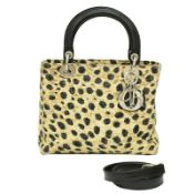 Dior Lady Dior Shoulder Bag