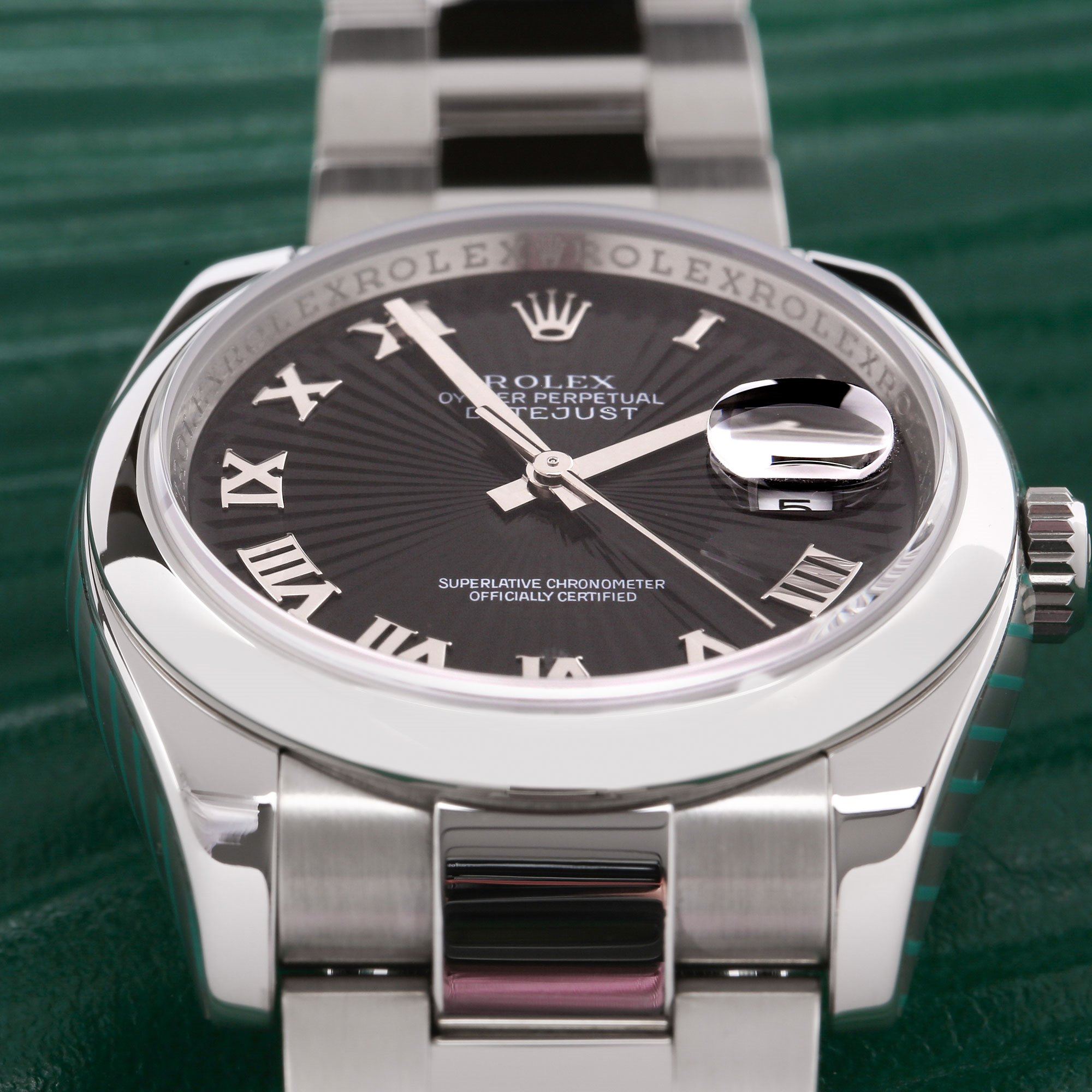 Rolex Datejust 36 116200 Men's Stainless Steel Watch - Image 6 of 12