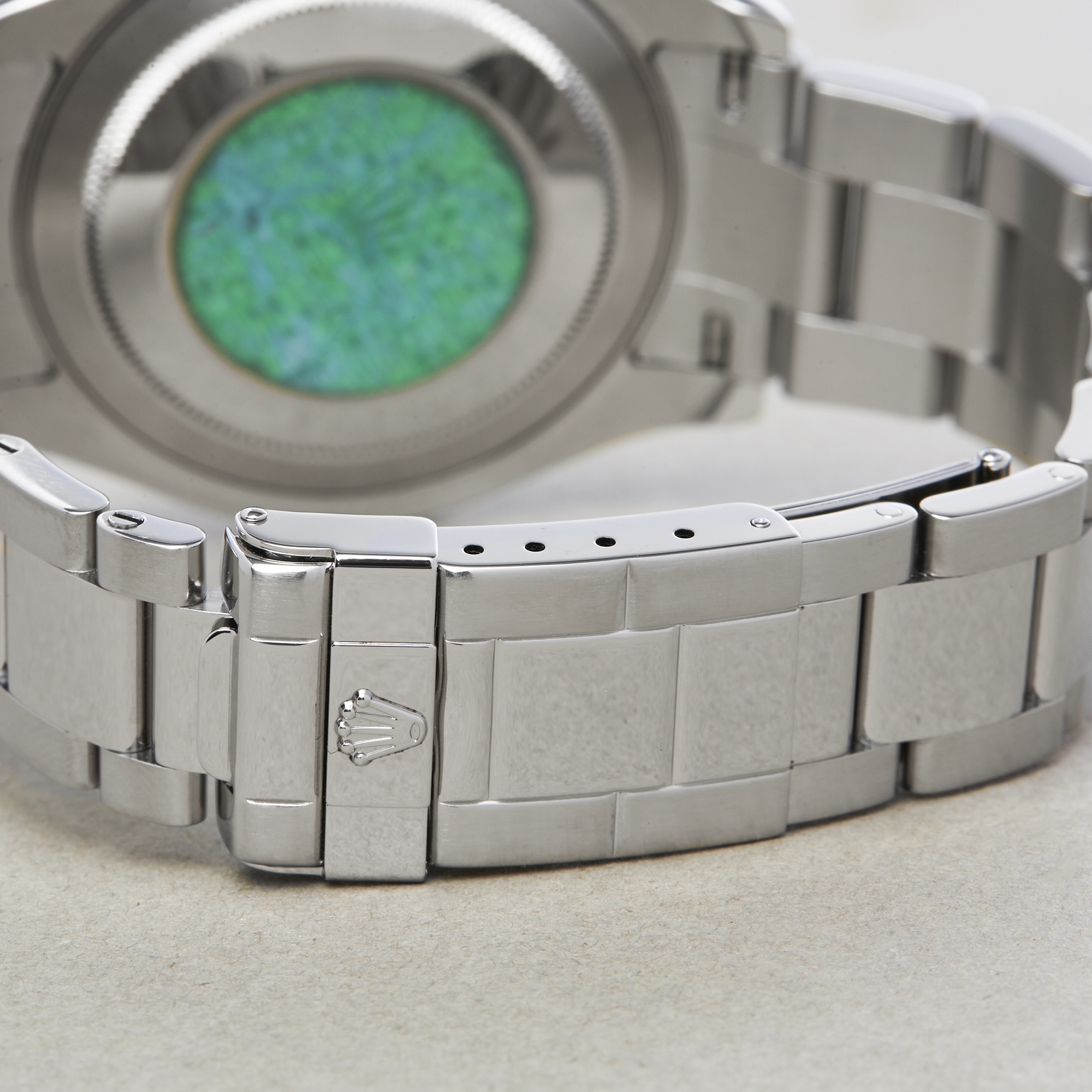 Rolex Yacht-Master 40 16622 Men's Stainless Steel Watch - Image 4 of 10