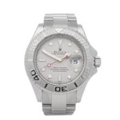 Rolex Yacht-Master 40 16622 Men's Stainless Steel Watch