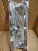 Wire frame wine rack RRP -£20 Grade U